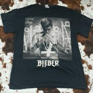 Justin Bieber World purpose tour TShirt